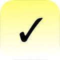 Simple List icon